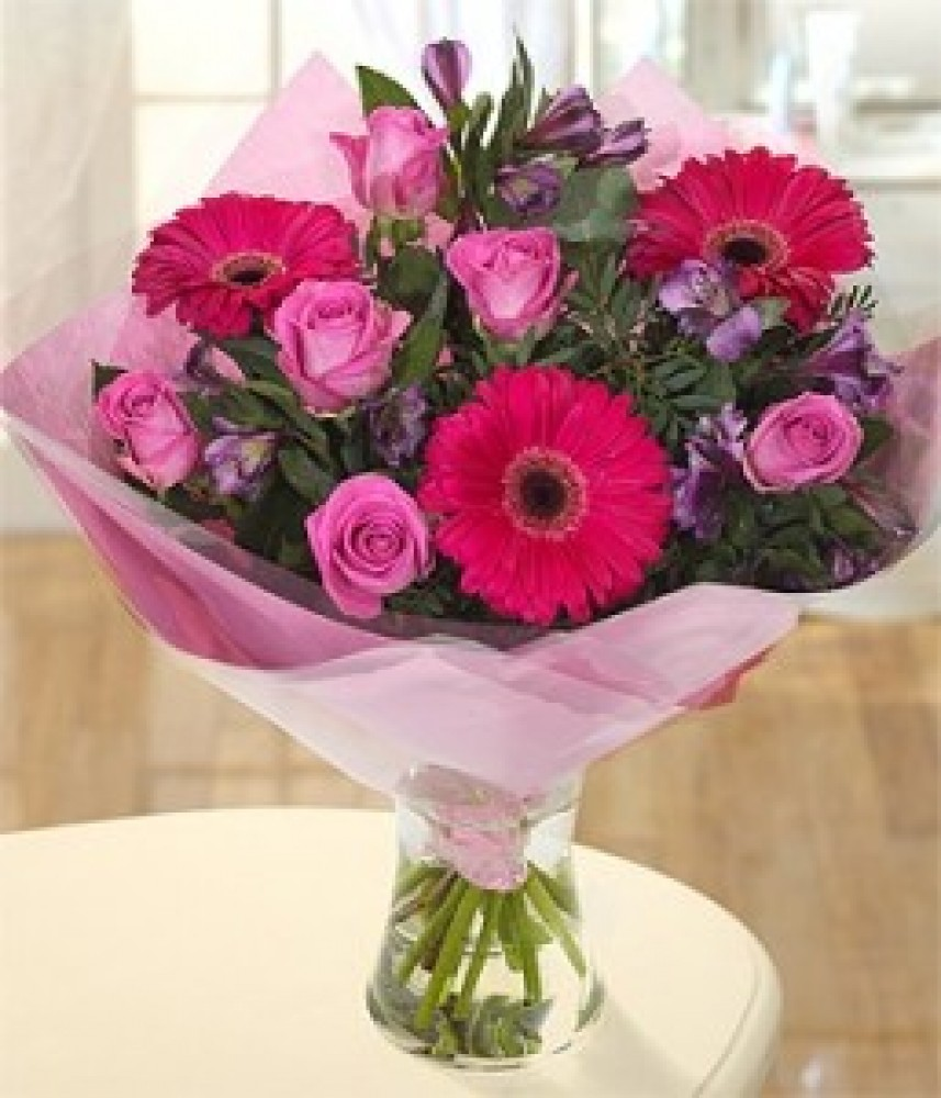 Pink Lady Rosa Florist