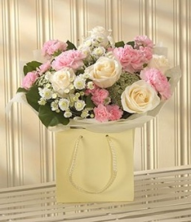 Pink Lullaby Bouquet