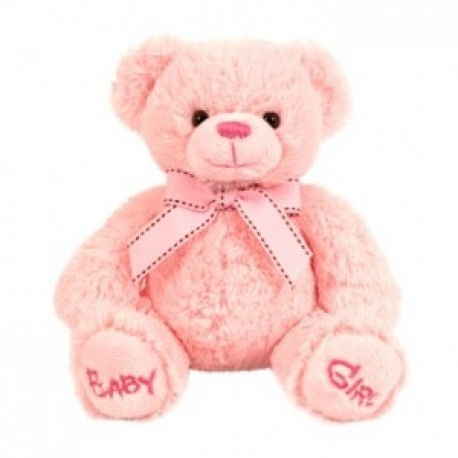 Teddy - Baby Girl Bear