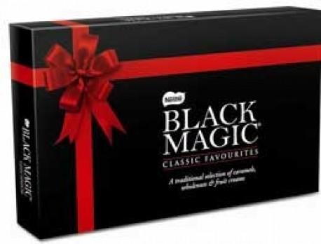 Black Magic Dark Chocolate Box
