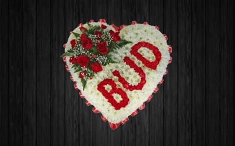 Bud Heart - HEA40