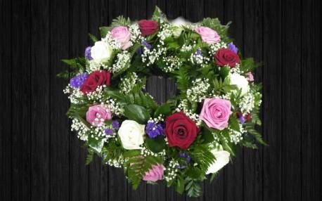 Vibrant Roses - WRE76