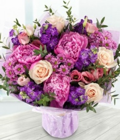 Pink And Scented