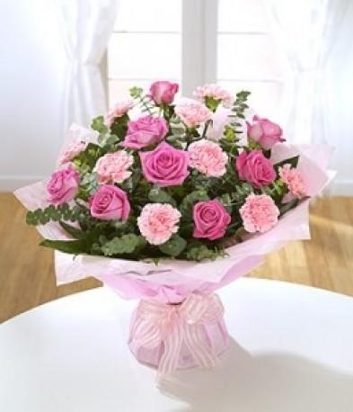 Rose Carnation Delight