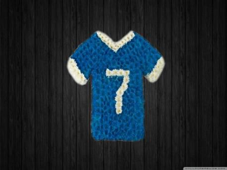 #7 Football Shirt