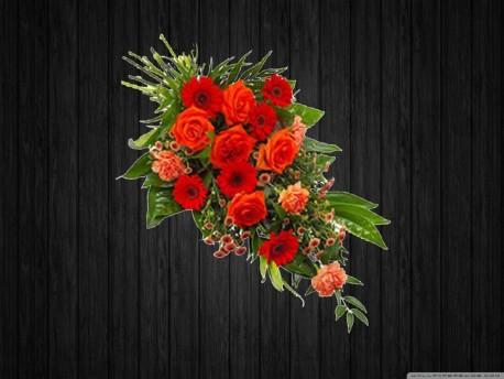 Red & Orange Sheaf - SHE18