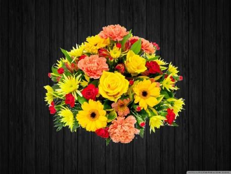 Yellow, Orange & Red - POS73