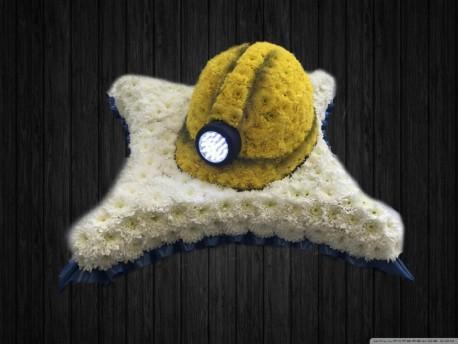 3D Miners Helmet