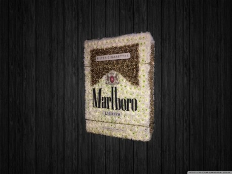 Cigarette Box 3D