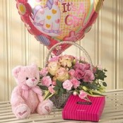 Pink Bundle Of Joy Gift
