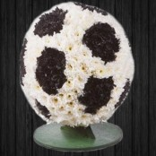 Football Black & White