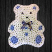 Sitting Teddy Bear 2