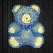 Sitting Teddy Bear 3
