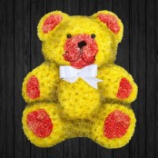 Sitting Teddy Bear 5